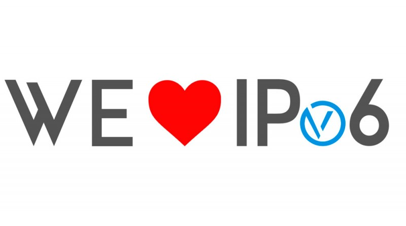 We Love IPv6